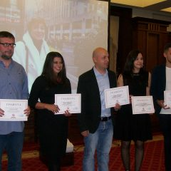 """Достойната журналистика триумфира на конкурса """"Радостина Константинова"""""""